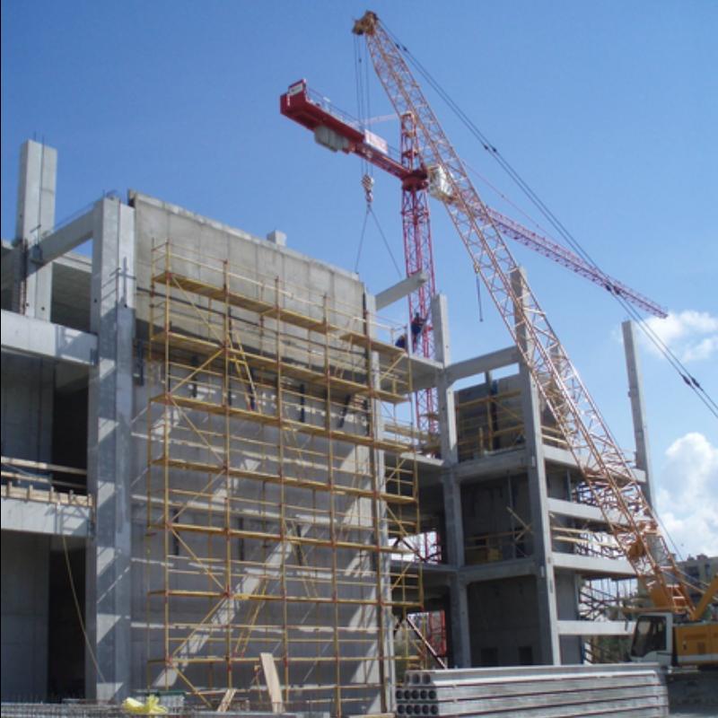 ETO Szabadidőpark szerkezetépítés